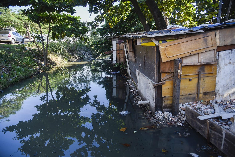 Favela da Mare, Rio de Janeiro, Brazil