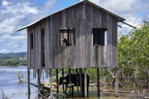 Rio Tapajós, Santarém, Pará