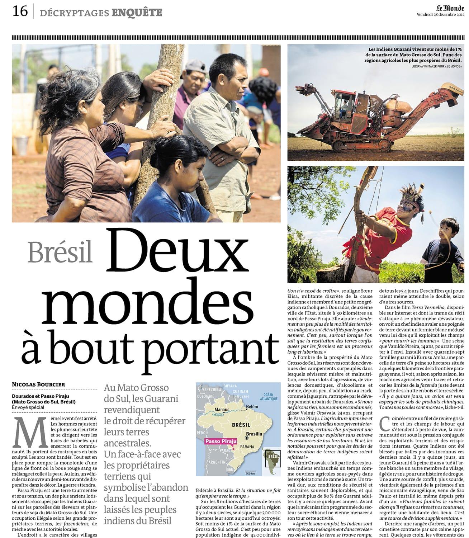 Le Monde, France