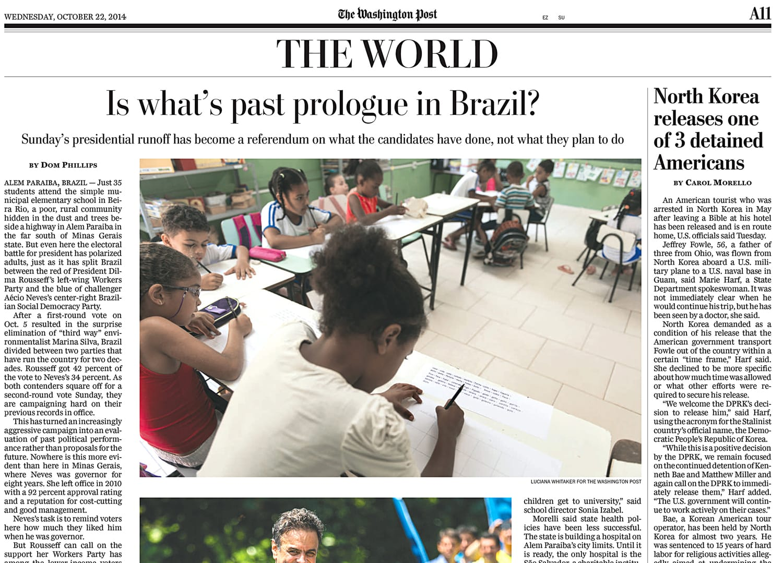 The Washington Post, Estados Unidos
