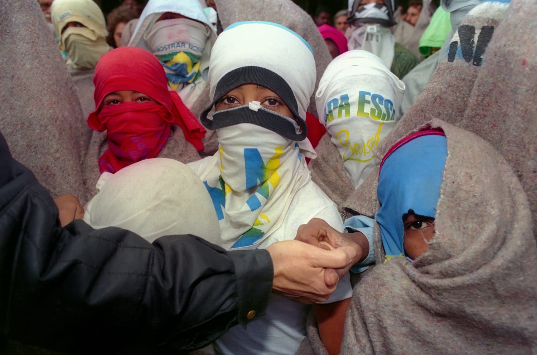 Meninos de rua, Centro, Rio de Janeiro