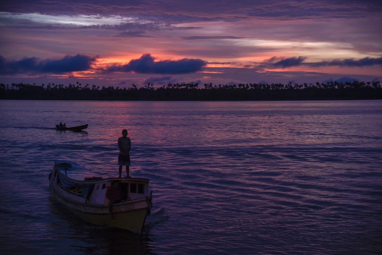 Tocantins River, Cameta, Para