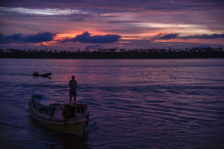 Rio Tocantins, Cametá, Pará