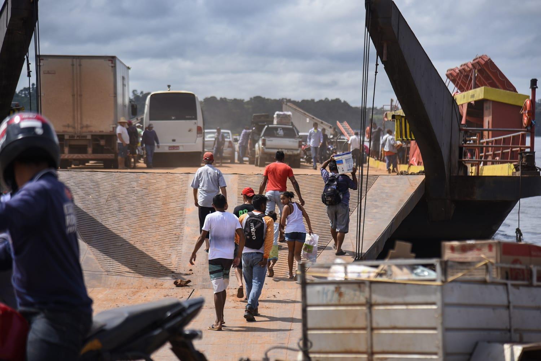Balsa, Itaituba, Pará