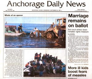 Anchorage Daily News, USA