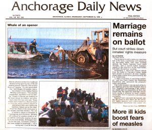 Anchorage Daily News, Estados Unidos
