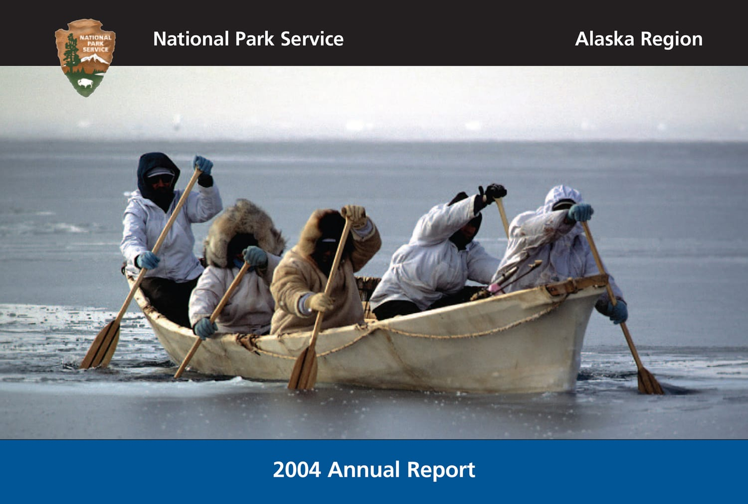 U.S. National Parks Service Annual Report