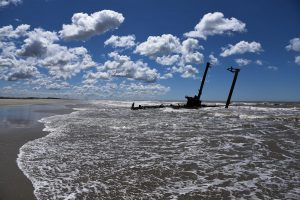 Cassino Beach, Rio Grande do Sul, Brazil
