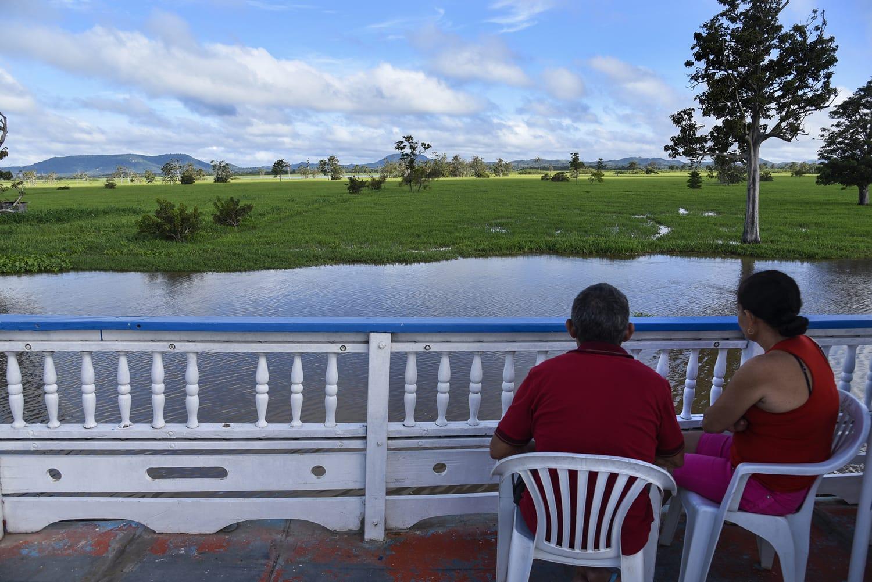 Rio Chicaia, Almeirim, Pará