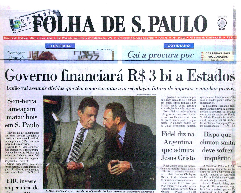 Folha de S. Paulo, Brazil