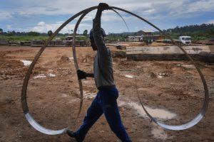 Sawmill, Vitoria do Xingu, Para