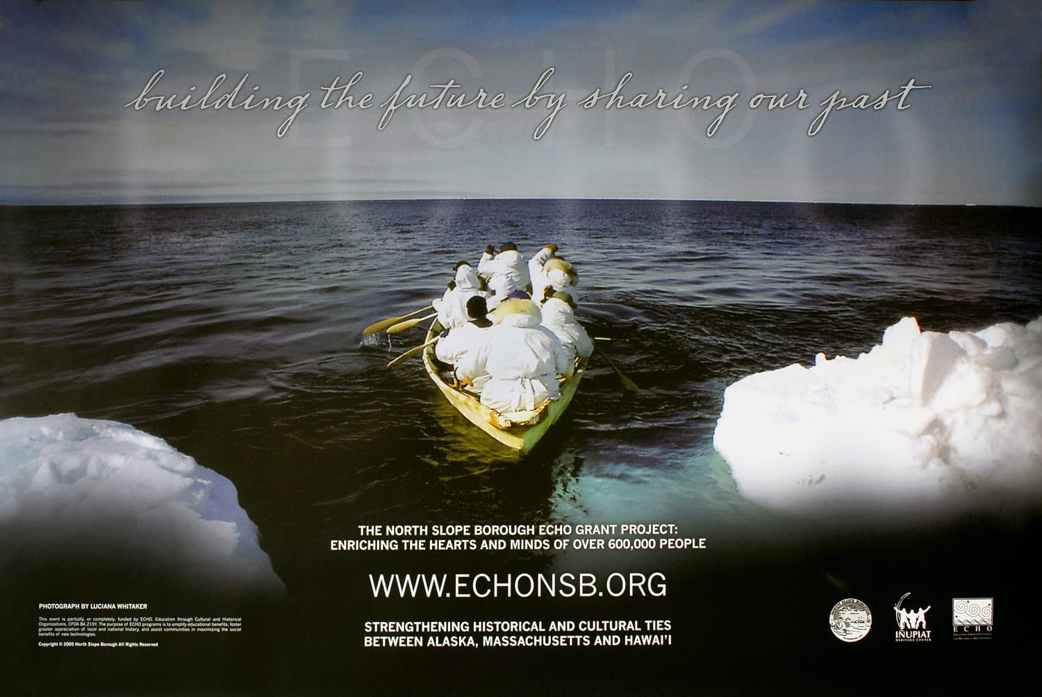 Education through Cultural and Historical Organizations : ECHO Grant Project Poster