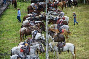 Cavalgada, Virginópolis, Minas Gerais