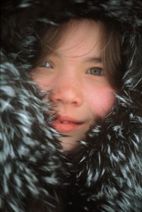 Iñupiaq Girl