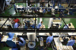 Shoe factory, Novo Hamburgo, Rio Grande do Sul