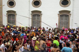 Bloco de carnaval, Rio de Janeiro, RJ