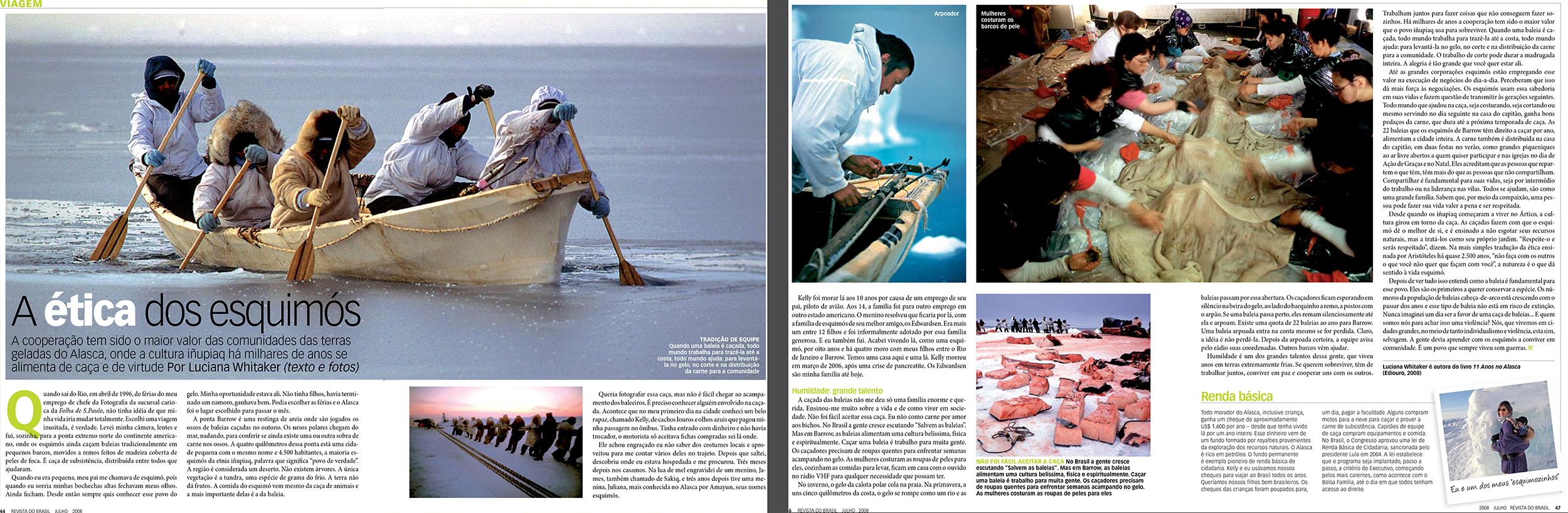 Revista do Brasil, Brazil